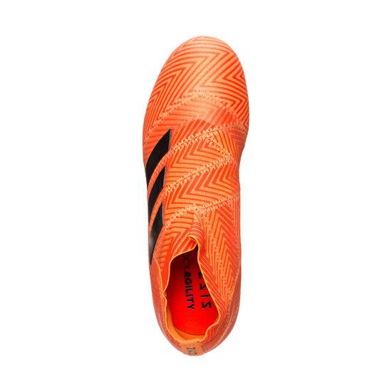 Nemeziz 17+ FG Fußballschuh Kinder, Orange, zoom bei OUTFITTER Online