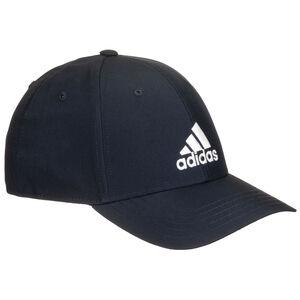 Baseball LT EMB Cap, dunkelblau / weiß, zoom bei OUTFITTER Online