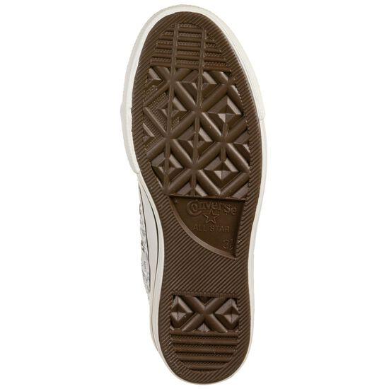 Chuck Taylor All Star Lift OX Boho Mix Sneaker Damen, weiß / schwarz, zoom bei OUTFITTER Online