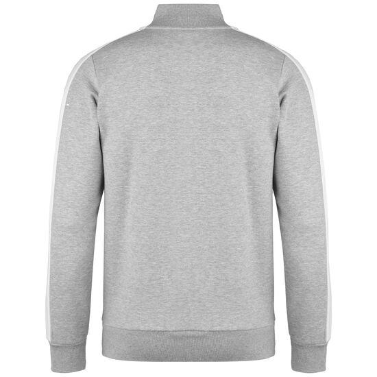 FW Zip Track Trainingsjacke Herren, grau / weiß, zoom bei OUTFITTER Online