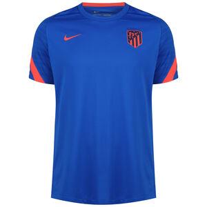 Atletico Madrid Strike Trainingsshirt Herren, blau / rot, zoom bei OUTFITTER Online