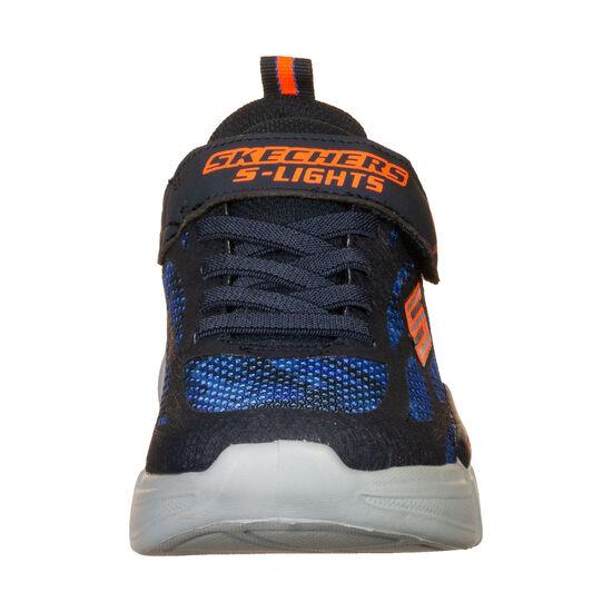 Flex-Glow Rondler Sneaker Kinder, dunkelblau / orange, zoom bei OUTFITTER Online