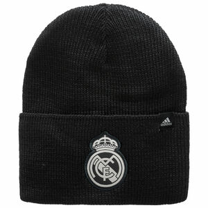 Real Madrid Beanie, anthrazit / weiß, zoom bei OUTFITTER Online