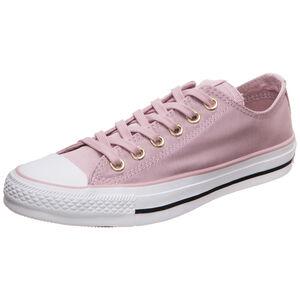 Chuck Taylor All Star OX Sneaker Damen, rosa / weiß, zoom bei OUTFITTER Online