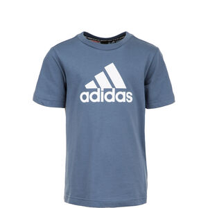 Must Haves Badge of Sport T-Shirt Kinder, blau / weiß, zoom bei OUTFITTER Online