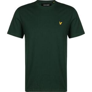 Crew Neck T-Shirt Herren, grün, zoom bei OUTFITTER Online