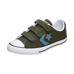 Star Player 3V OX Sneaker Kinder, Grün, zoom bei OUTFITTER Online