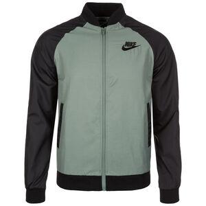 Players Sportswear Jacke Herren, grün / schwarz, zoom bei OUTFITTER Online