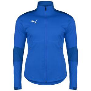 TeamFINAL 21 Trainingsjacke Herren, blau, zoom bei OUTFITTER Online