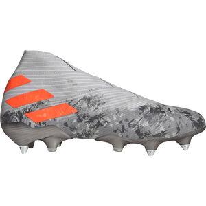 Nemeziz 19+ SG Fußballschuh Herren, grau / orange, zoom bei OUTFITTER Online