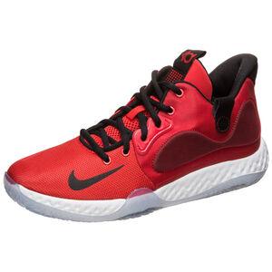 KD Trey 5 VII Basketballschuh, rot / schwarz, zoom bei OUTFITTER Online