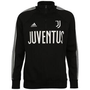 Juventus Turin Icons Trainingssweat Herren, schwarz / weiß, zoom bei OUTFITTER Online