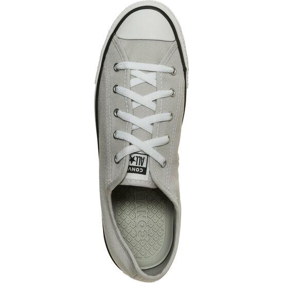 Chuck Taylor All Star Dainty OX Sneaker Damen, hellgrau / weiß, zoom bei OUTFITTER Online