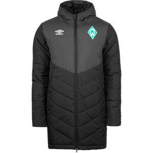 SV Werder Bremen Daunenjacke Herren, Schwarz, zoom bei OUTFITTER Online