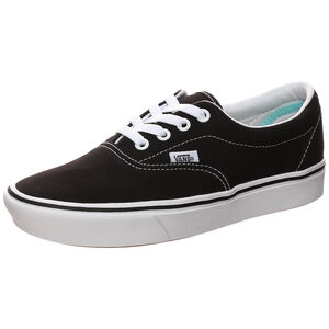 UA ComfyCush Era Sneaker, schwarz / weiß, zoom bei OUTFITTER Online