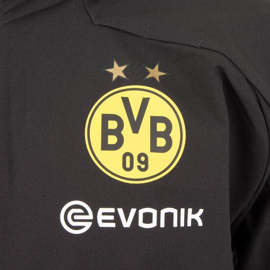 Borussia Dortmund Regenjacke Herren, schwarz / gelb, zoom bei OUTFITTER Online