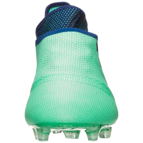 X 17+ Purespeed FG Fußballschuh Herren, Grün, zoom bei OUTFITTER Online