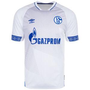 FC Schalke 04 x 1. FC Nürnberg Trikot Special 2018/2019 Herren, weiß / blau, zoom bei OUTFITTER Online
