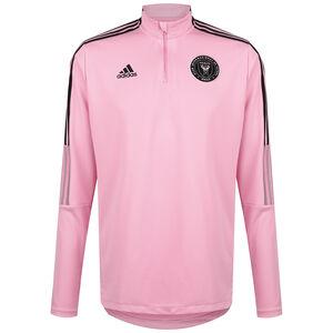 Inter Miami CF Trainingsshirt Herren, rosa / schwarz, zoom bei OUTFITTER Online