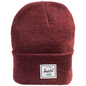 Elmer ID Beanie, bordeaux, zoom bei OUTFITTER Online