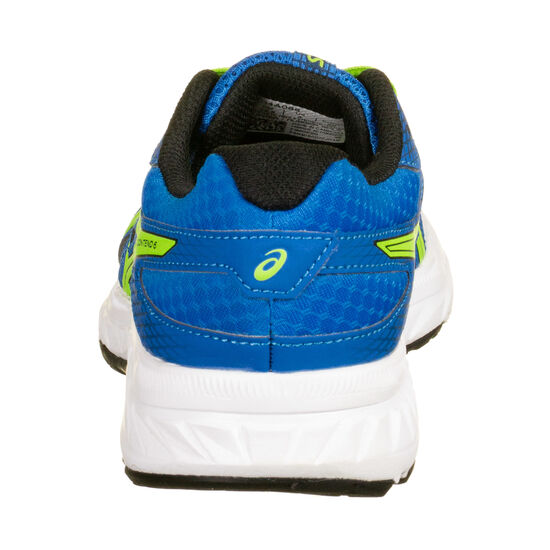 Gel-Contend 6 GS Laufschuh Kinder, blau / neongelb, zoom bei OUTFITTER Online