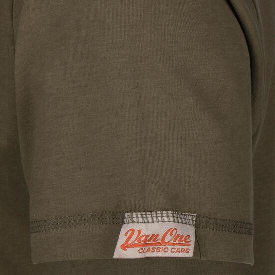 Landi VW Bulli T-Shirt Herren, oliv, zoom bei OUTFITTER Online
