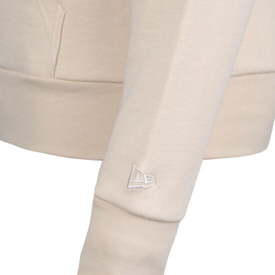 MLB Los Angeles Dodgers Seasonal Team Logo Kapuzenpullover Herren, beige / weiß, zoom bei OUTFITTER Online
