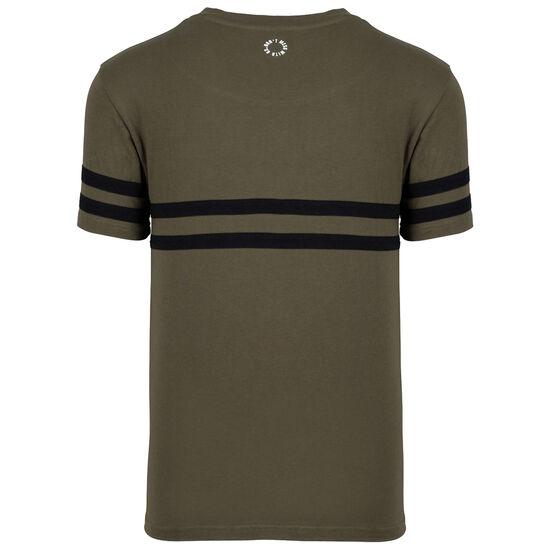 DMWU T-Shirt Herren, oliv / schwarz, zoom bei OUTFITTER Online