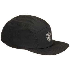 Manchester United Five-Panel Strapback Cap, anthrazit / hellgrau, zoom bei OUTFITTER Online