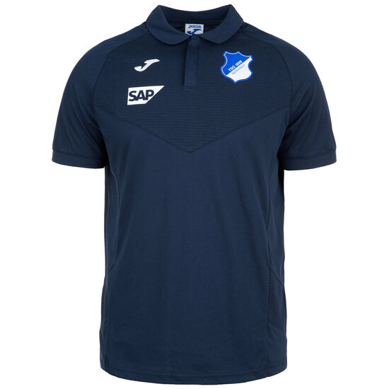 TSG 1899 Hoffenheim Poloshirt Herren, dunkelblau, zoom bei OUTFITTER Online