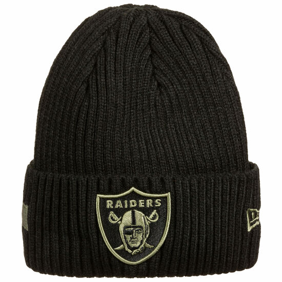 NFL Las Vegas Raiders Salute To Service Beanie, , zoom bei OUTFITTER Online