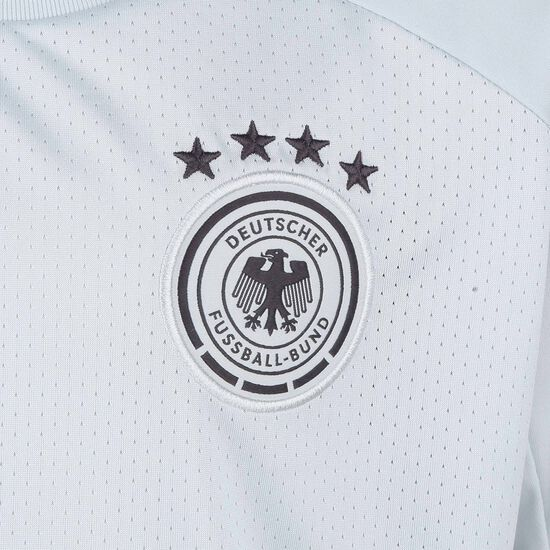 DFB Trainingsshirt EM 2020 Kinder, hellgrau, zoom bei OUTFITTER Online