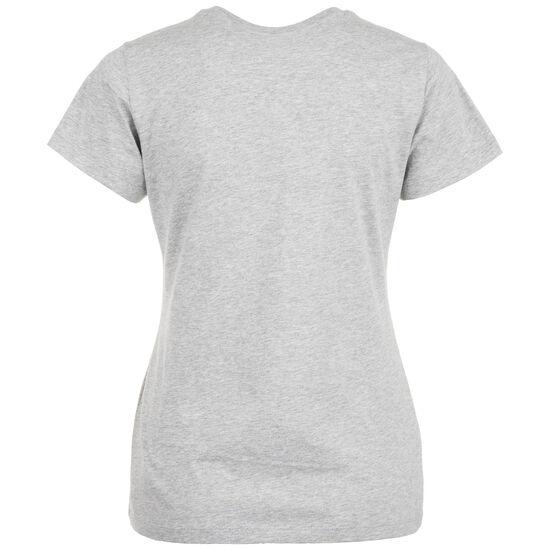 Essentials Stacked Logo T-Shirt Damen, grau, zoom bei OUTFITTER Online
