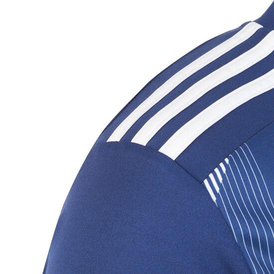 Striped 19 Fußballtrikot Herren, dunkelblau / weiß, zoom bei OUTFITTER Online