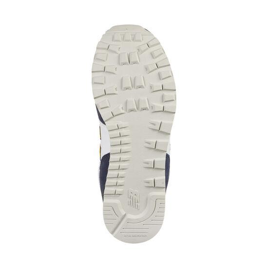 GC574-M Sneaker Kinder, blau / grau, zoom bei OUTFITTER Online