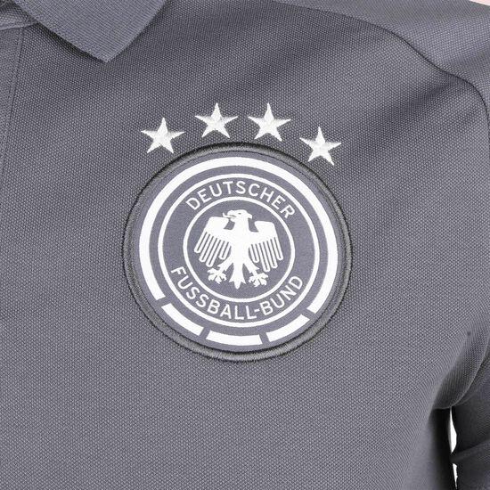 DFB Poloshirt EM 2021 Herren, grau, zoom bei OUTFITTER Online