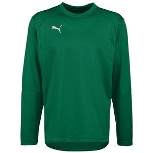LIGA Trainingssweat Herren, grün / weiß, zoom bei OUTFITTER Online