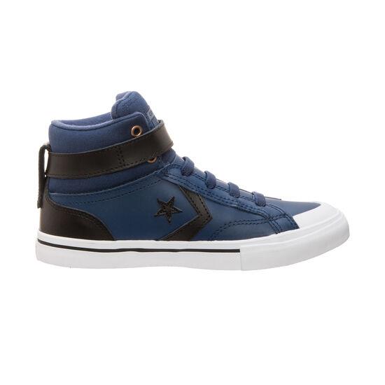 Pro Blaze Strap High Sneaker Kinder, dunkelblau / schwarz, zoom bei OUTFITTER Online