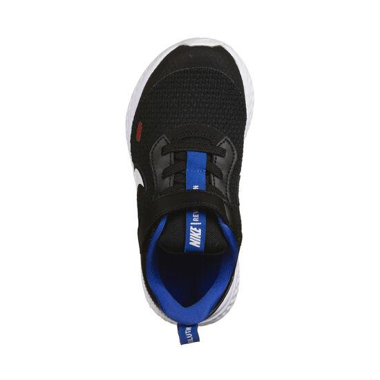 Revolution 5 Sneaker Kinder, schwarz / weiß, zoom bei OUTFITTER Online