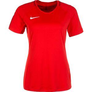 Dry Academy 18 Trainingsshirt Damen, rot / schwarz, zoom bei OUTFITTER Online