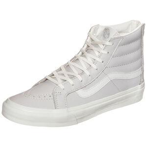 Sk8-Hi Slim Zip Sneaker Damen, Grau, zoom bei OUTFITTER Online