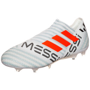 Nemeziz Messi 17+ 360Agility FG Fußballschuh Herren, Weiß, zoom bei OUTFITTER Online