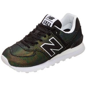 WL574-UBA-B Sneaker Damen, Schwarz, zoom bei OUTFITTER Online
