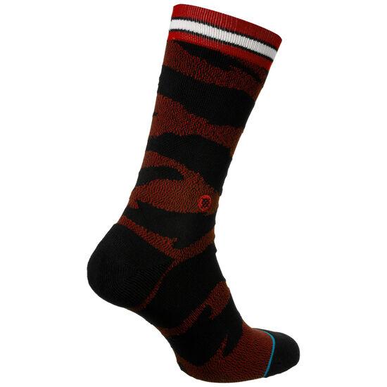 NBA Chicago Bulls Camo Melange Socken Herren, , zoom bei OUTFITTER Online