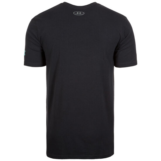 HeatGear Top of the Key Basketballshirt Herren, Schwarz, zoom bei OUTFITTER Online