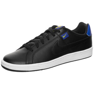 Court Royale Tab Sneaker Herren, schwarz / blau, zoom bei OUTFITTER Online