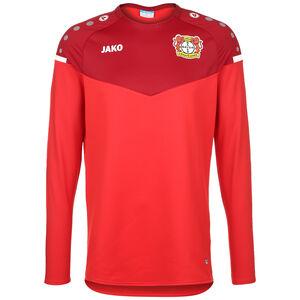 Bayer 04 Leverkusen Champ 2.0 Sweatshirt Herren, rot / weinrot, zoom bei OUTFITTER Online