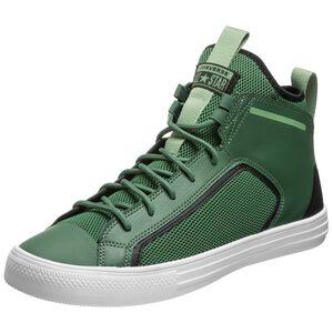 Chuck Taylor All Star Ultra Mid Sneaker, grün / weiß, zoom bei OUTFITTER Online