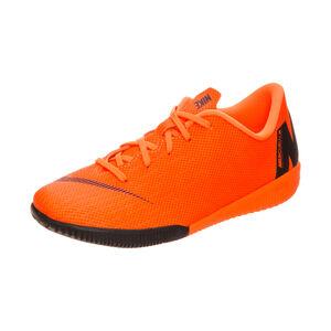 Mercurial Vapor XII Academy Indoor Fußballschuh Kinder, Orange, zoom bei OUTFITTER Online