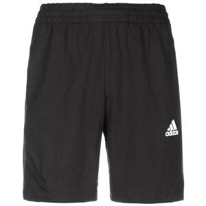 Essentials Double Knit Shorts Herren, schwarz / grau, zoom bei OUTFITTER Online